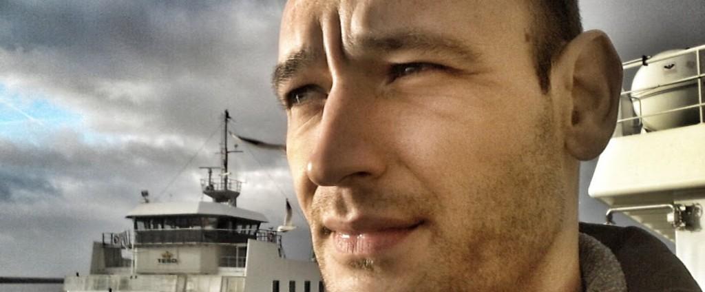 Lex op de boot